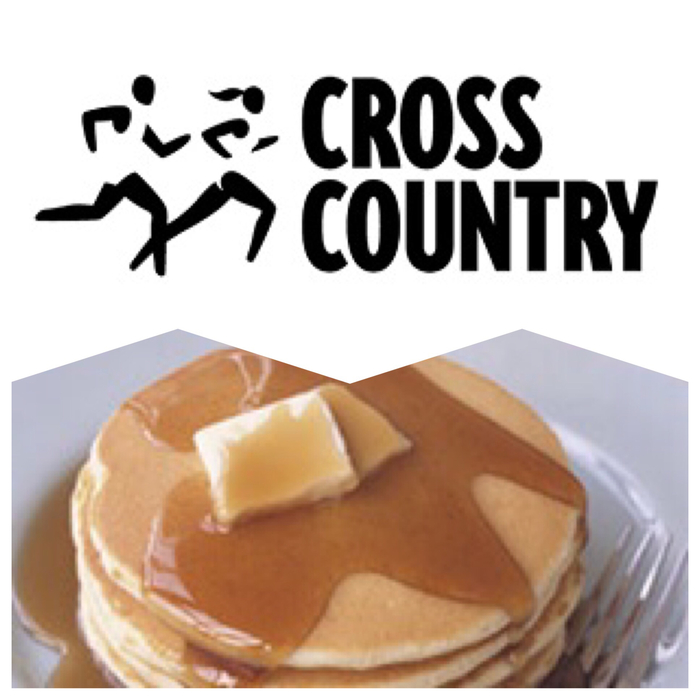 Cross country and pancakes