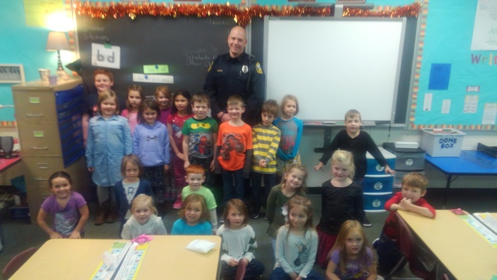 officer chellis visit