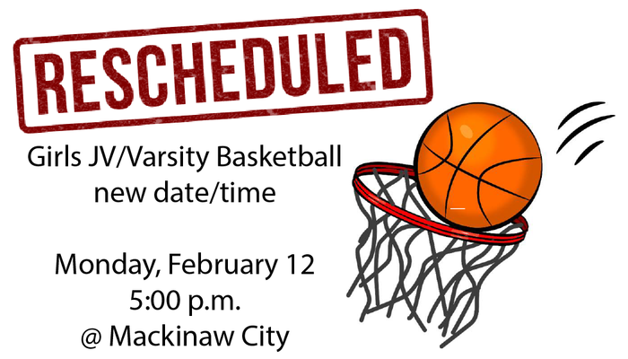 rescheduled game